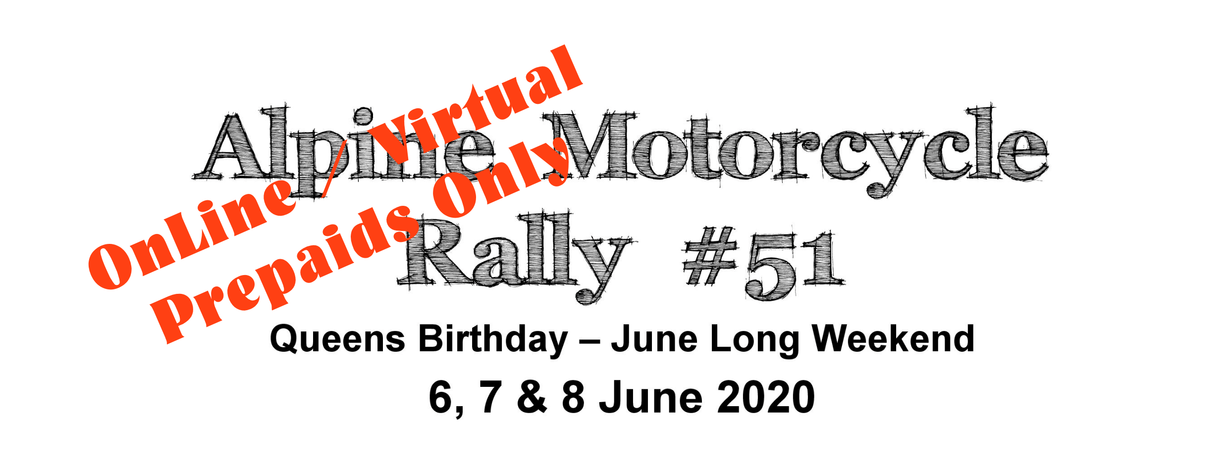 Virtual Alpine Rally for 2020