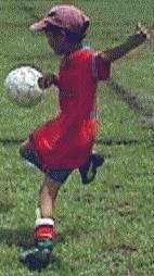 Gado at soccer